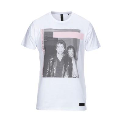 メッサジェリエ MESSAGERIE T シャツ ホワイト S オーガニックコットン 100% T シャツ
