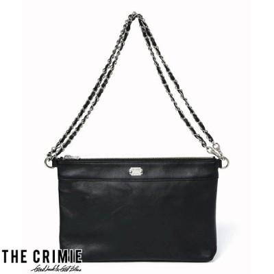 CRIMIE クライミー Bag レザーチェーンツーウェイクラッチバッグミドル 2WAY CLUTCH BAG MIDDLE CRA2-WB01-BG04 西海岸 アメカジ STREET おしゃれ モテる 洋服
