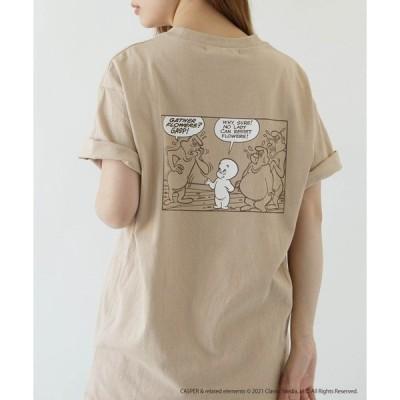 tシャツ Tシャツ 【別注】Casper コミックアートTシャツ