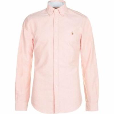 ラルフ ローレン Polo Ralph Lauren メンズ シャツ トップス Oxford Shirt Tangerine