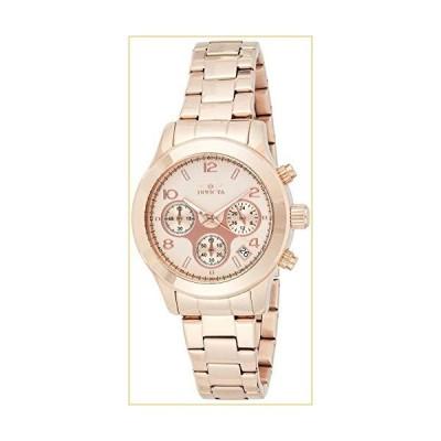 Invicta Women's 19218 Angel Analog Display Japanese Quartz Rose Gold Watch 並行輸入品
