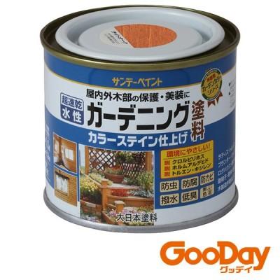 サンデーペイント 水性ガーデニング塗料カラーステイン 1/5L ライトオーク 265114
