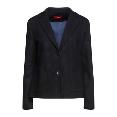 アルテア ALTEA テーラードジャケット ダークブルー 42 バージンウール 80% / ナイロン 20% テーラードジャケット