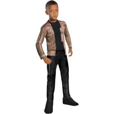 ハロウィン 衣装 子供 ルービーズ スターウォーズ フィン コスチューム 男の子 105-150cm 620082