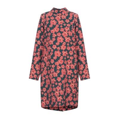 マニラ グレース MANILA GRACE ミニワンピース&ドレス ディープジェード 40 ポリエステル 96% / ポリウレタン 4% ミニワンピ