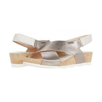 Pikolinos レディース 女性用 シューズ 靴 サンダル Mahon W9E-0912CLC1 - Stone