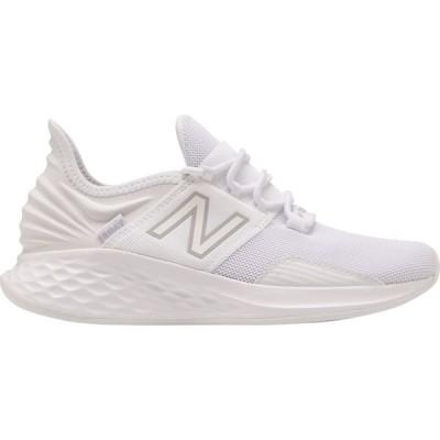 ニューバランス New Balance レディース ランニング・ウォーキング シューズ・靴 Fresh Foam Roav White/White/White