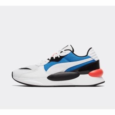 プーマ Puma メンズ スニーカー シューズ・靴 rs 9.8 fresh trainer WHITE