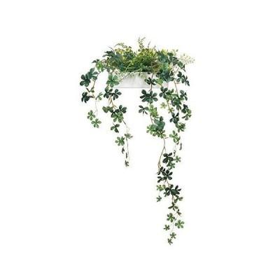 シュガーバイン 棚上グリーン 造花 フェイクグリーン インテリアグリーン
