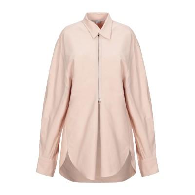 ステラ マッカートニー STELLA McCARTNEY シャツ ローズピンク 42 コットン 60% / ナイロン 40% シャツ