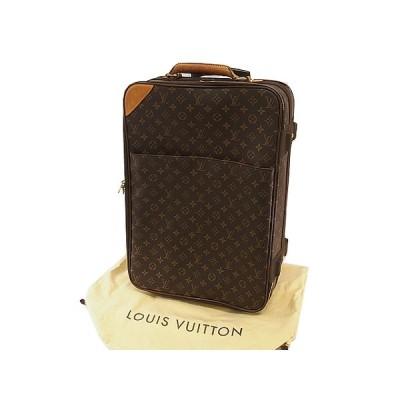 ◆ミウラ◆ルイヴィトン モノグラム ぺガス55 スーツケース M23294