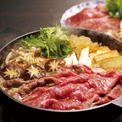 北海道黒毛和牛 あばしり和牛肩ロースすき焼き用 牛肉・豚肉・鶏肉等