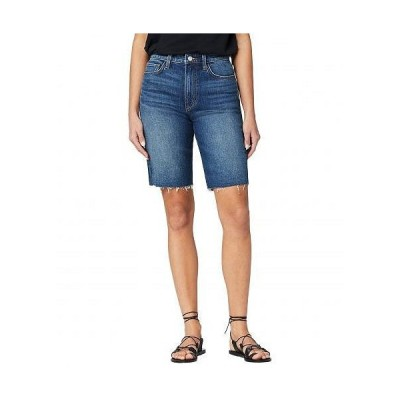 "Joe's Jeans ジョーズジーンズ レディース 女性用 ファッション ショートパンツ 短パン The 9"" Luna Bermuda - Limitless"