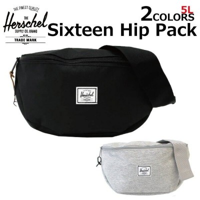 HERSCHEL SUPPLY ハーシェル サプライ Sixteen Hip Pack シックスティーン ヒップパック ウエストバッグ ボディバッグ ヒップバッグ バッグ