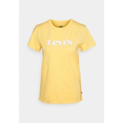 リーバイス Tシャツ レディース トップス THE PERFECT TEE - Print T-shirt - golden hazee