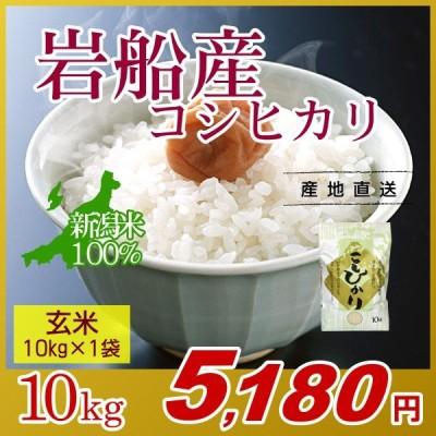 米 10kg 玄米 新潟産コシヒカリ 棚田米 こしひかり 令和2年産