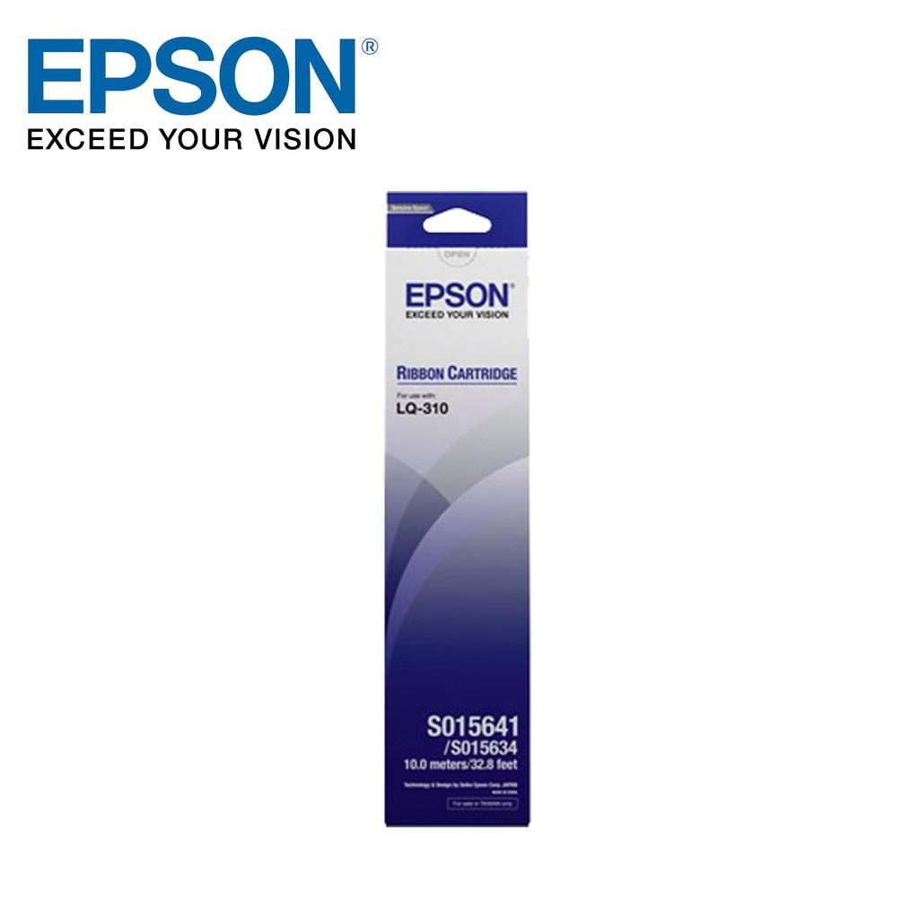 EPSON C13S015641(LQ-310用)原廠色帶