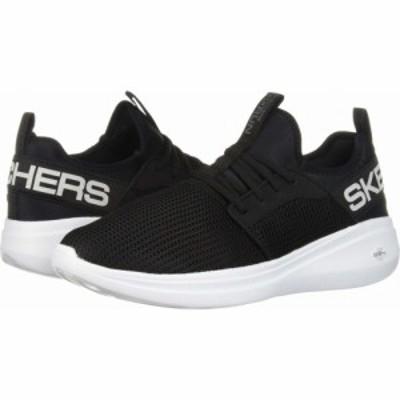 スケッチャーズ SKECHERS メンズ シューズ・靴 Go Run Fast - Valor Black/White