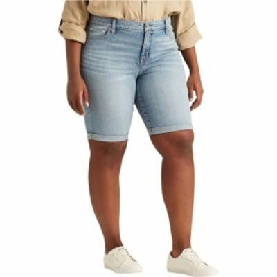 ラルフ ローレン LAUREN Ralph Lauren レディース ショートパンツ 大きいサイズ ボトムス・パンツ Plus Size Stretch Cotton Blend Short