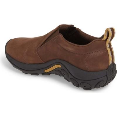 メレル MERRELL レディース スニーカー シューズ・靴 Jungle Moc Nubuck Sneaker Bracken Leather