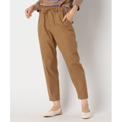 FREDY&GLOSTER / ストレッチテーパードパンツ WOMEN パンツ > パンツ