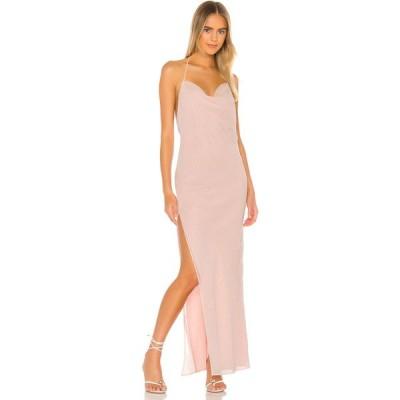 エヌビーディー NBD レディース パーティードレス ワンピース・ドレス Nicolette Gown Light Pink