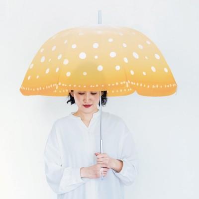 YOU+MORE! 雨空を泳ぐ タコクラゲの傘 フェリシモ FELISSIMO