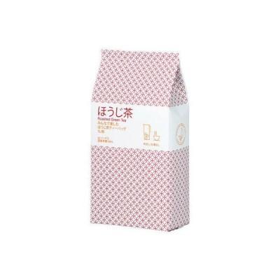 ハラダ製茶 みんなで楽しむほうじ茶ティーバッグ1L用 1袋(52バッグ入)