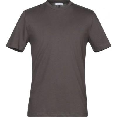 ビッケンバーグ BIKKEMBERGS メンズ Tシャツ トップス t-shirt Steel grey