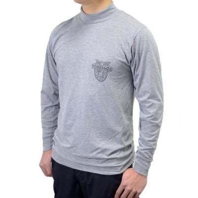 US.グレー、ウエストポイント、長袖Tシャツ(新品)T50LN