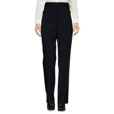 ステラ マッカートニー STELLA McCARTNEY パンツ ブラック 36 ウール 100% / ポリエステル / シルク パンツ