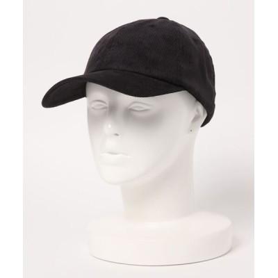 帽子 キャップ コーディロイキャップ