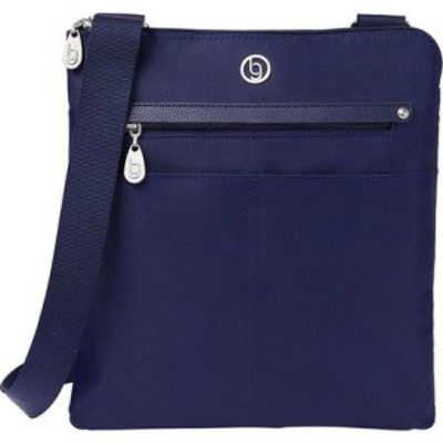 バッガリーニ BG by baggallini レディース バッグ Tucson Crossbody Bag Navy