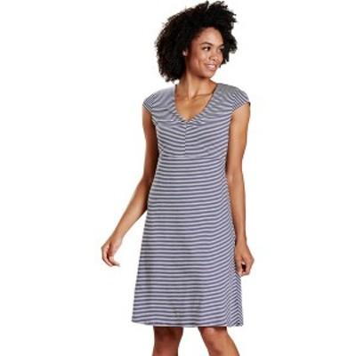 ドード アンドコー レディース ワンピース トップス Rosemarie Dress - Women's True Navy Stripe