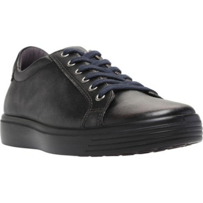 エコー スニーカー シューズ メンズ Soft Classic Tie Sneaker (Men's) Magnet Crust Leather