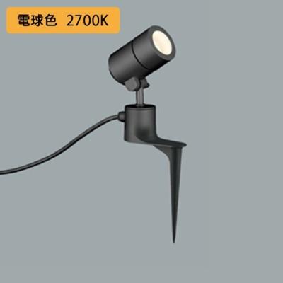 【OG254573LR】オーデリック エクステリア スポットライト 白熱灯器具 50W LED電球電球色 調光器不可 ODELIC