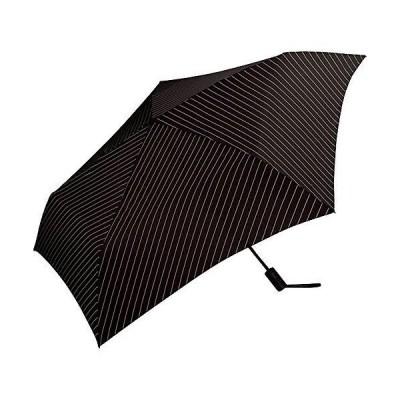 ワールドパーティー(Wpc.)アンヌレラ雨傘 折りたたみ傘 ピンストライプ 60cm UNNURELLA MINI 60 AUTOMATIC UN00