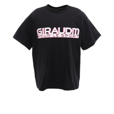 Tシャツ メンズ ドライプラス UV 半袖 863GM0CD2437 BLK オンライン価格