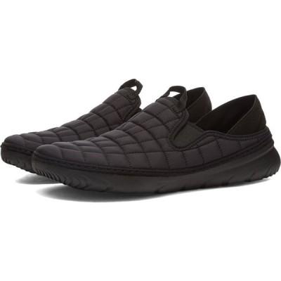 メレル Merrell 1TRL メンズ スニーカー シューズ・靴 Merrell 1 TRL Hut Moc Sneaker Black