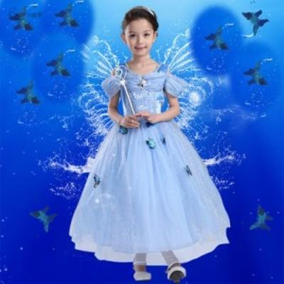 ハロウィン 女の子 プリンセススカート コスプレ専用 Halloween お姫様 子供 変装 童話 可愛い キッズグッズ 舞台 仮面舞踏会