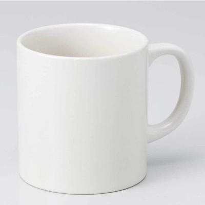 マグカップ シンプル ホワイト/ MHマグ 小 /コーヒー ホットミルク ココア 贈り物 プレゼント