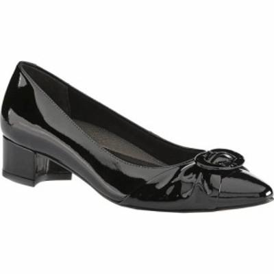 ウォーキング クレードル Walking Cradles レディース パンプス シューズ・靴 Harmony Pump Black Patent Leather