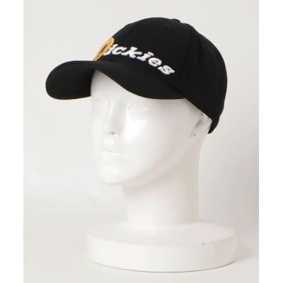 Dickies / 【ユニセックス】ディッキーズ刺繍キャップ MEN 帽子 > キャップ