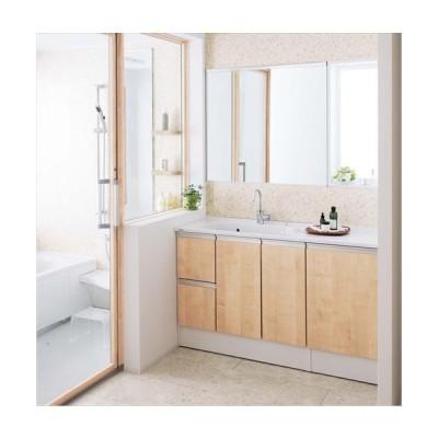 【納期約10日】パナソニック 洗面化粧台 シーライン スリムタイプ [GC-134C] 幅1350mm