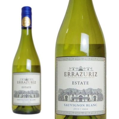 ヴィーニャ・エラスリス エステート・ソーヴィニヨン・ブラン 2019年 750ml (チリ 白ワイン)