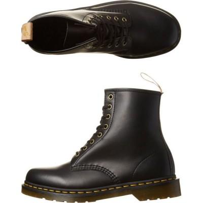 ドクターマーチン Dr. martens レディース ブーツ シューズ・靴 vegan 1460 8 eye boot Black