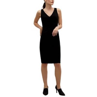 エムエメウラフール レディース ワンピース トップス M.M.LaFleur Rachel Dress black