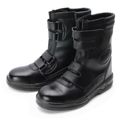 警備 半長靴(反射付)マジック式 Best ベスト S102