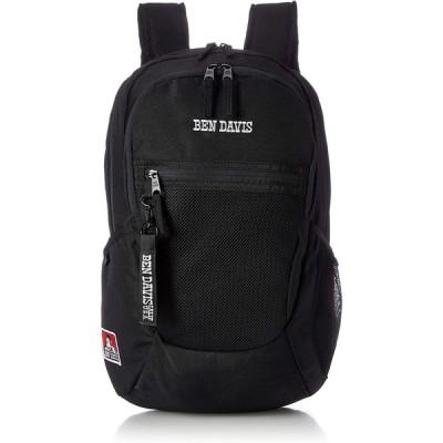 [ベンデイビス] リュックサック MESH SCHOOL デイパック 2ルーム9ポケット 28L ブラックホワイト