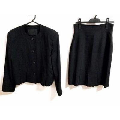 ノコオーノ NOKO OHNO スカートスーツ レディース 黒【還元祭対象】【中古】20190830